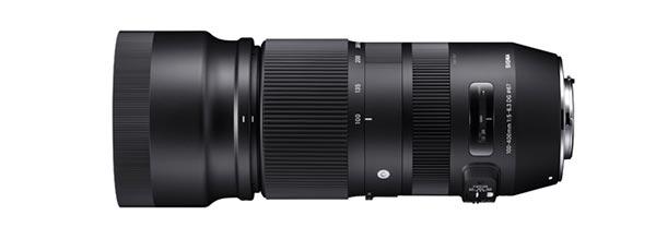 Sigma 100-400 mm f/5-6.3 DG OS HSM