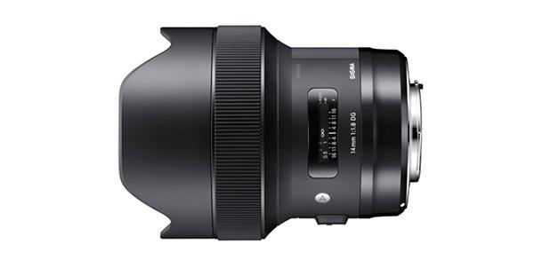 Sigma 14 mm f/1.8 Dg HSM ART