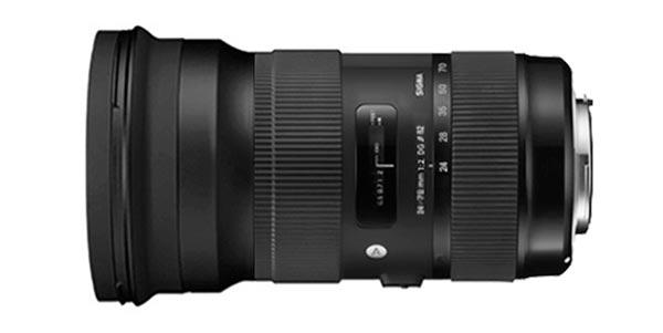 Sigma 24-70 mm f/2.8 DG OS HSM ART