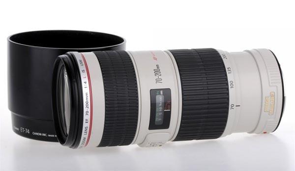 Canon EF 70-200 mm f/4L USM