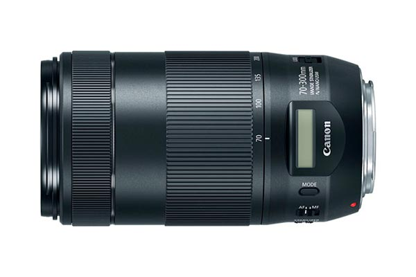Canon 70-300 mm f/4-5.6 IS II USM