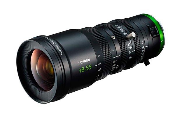 Fujinon MK 18-55 mm T2.9