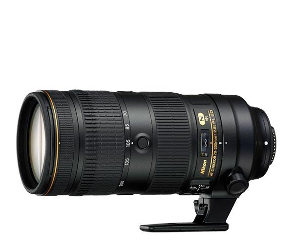 Nikon AF-S NIKKOR 70-200 mm f/2.8 E FL ED VR