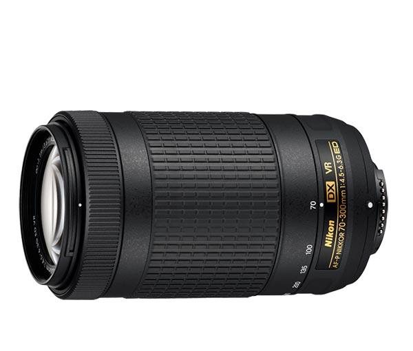 Nikon AF-P DX NIKKOR 70-300 mm f/4.5-6.3 G VR