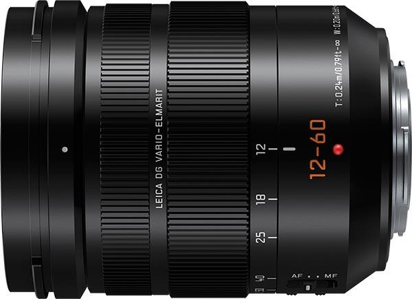 Panasonic Leica DG Vario-Elmarit 12-60 mm f/2.8-4 ASPH Power OIS