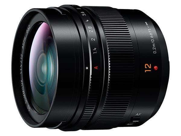 Panasonic Lumix G Leica DG Summilux 12 mm f/1.4 ASPH
