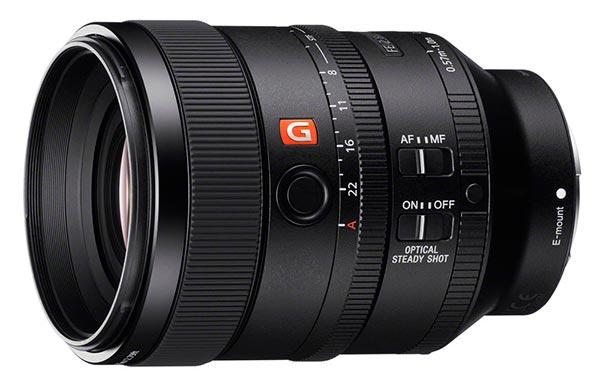 Sony FE 100 mm f/2.8 STF GM OSS