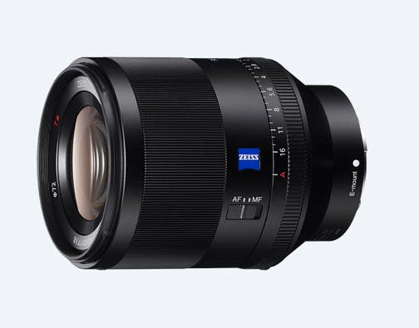 Sony Planar T* FF 50 mm f/1.4 ZA