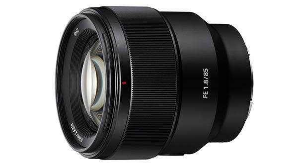 Sony FE 85 mm f/1.8