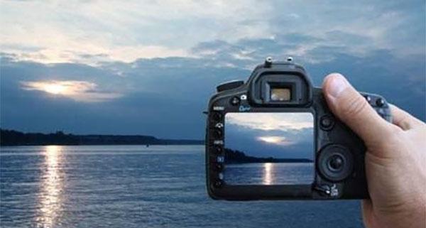 Fotografando paisagem