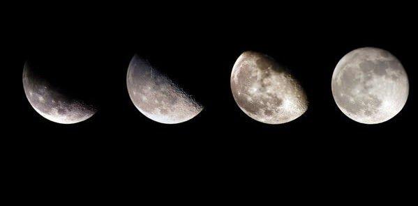 Fazes da Lua