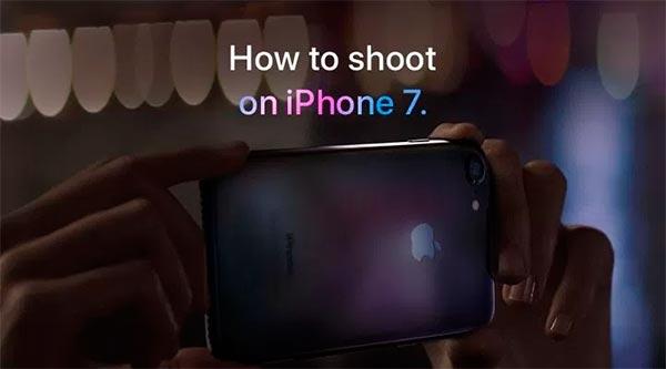 Curso de fotografia com iPhone 7