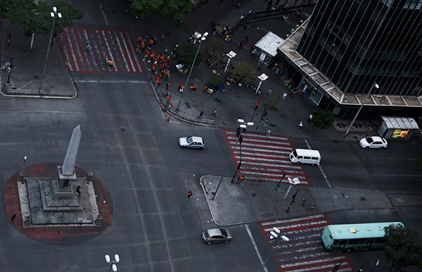 Fotografia Urbana - Foto aérea