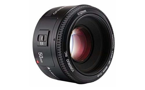 Lente 50 mm