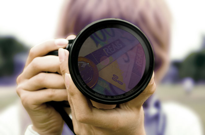 Quanto ganha um fotógrafo